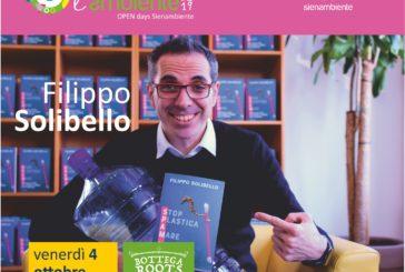 """Sienambiente presenta """"SPAM, Stop plastica A Mare"""" di Filippo Solibello"""