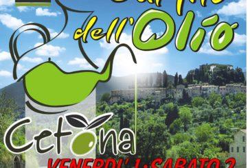 A Cetona week end dedicato all'olio e alle moto d'epoca