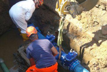 Due interventi di manutenzione sulla rete idrica di Siena