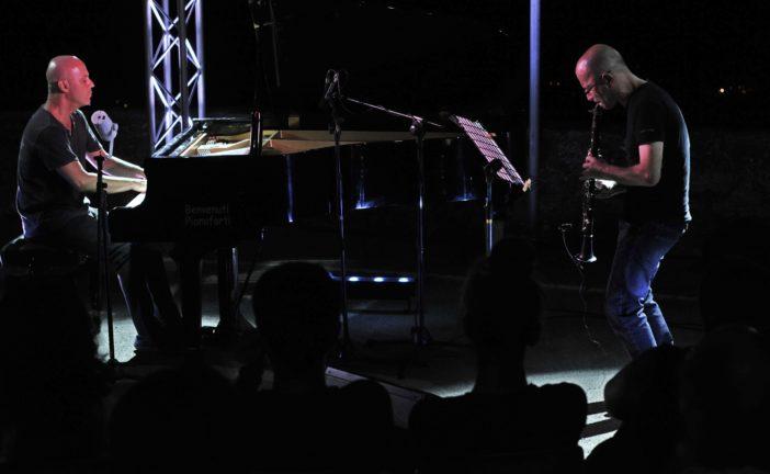 Alla Chigiana musica per clarinetti e piano con Mirco Mariottini e Stefano Battaglia