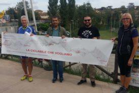 In bici sulla Francigena con la Fiab Siena