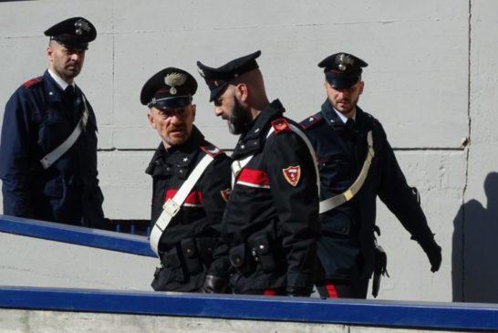 I Carabinieri denunciamo un 65enne che preseguita la ex compagna