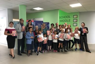 Auser e International School: un libro che unisce