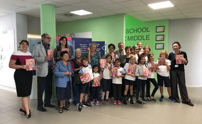 Auser e International School: un libro che unisce