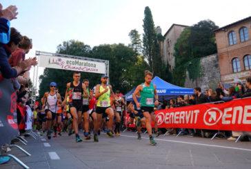 Ecomaratona del Chianti: vincono Massimo Gazzotti e Giovanni Albertini