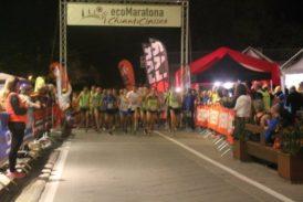 Ecomaratona del Chianti: un preludio notturno