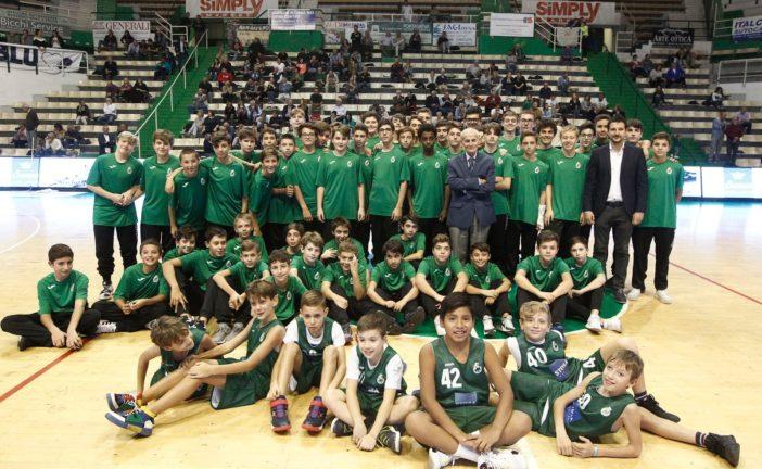 Mens Sana Basketball: via ai campionati giovanili