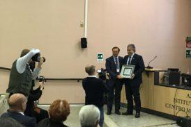 Prestigiosi riconoscimenti in Italia e in Usa per il professor Giordano