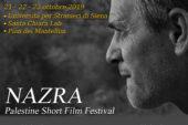 Nazra Palestine Short Film Festival: 68 film in concorso