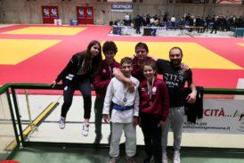 Tante medaglie per il Cus Siena Judo