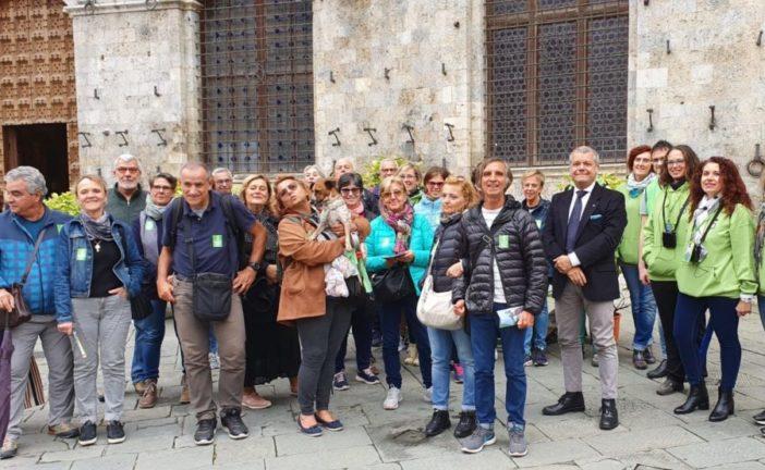 A Siena il trekking urbano tra acqua e storia