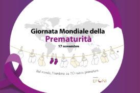 Giornata mondiale del prematuro: le iniziative della Sud Est
