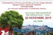 Alberi, non parole: il Nobile di Montepulciano a sostegno dell'ambiente
