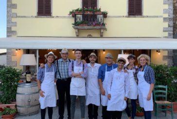 A Castellina, sbriciolona e collo di gallina a confronto con il Chianti Classico