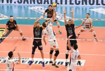 Volley: Siena va a vincere a Bergamo