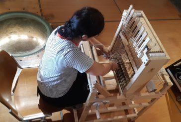 L'arte della tessitura a mano e della Fiber Art nel progetto SIENAispira