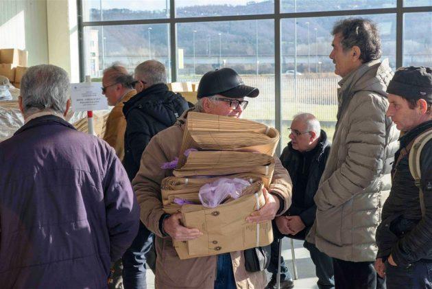 Chiusi: in distribuzione i kit per la raccolta differenziata - Il Cittadino Online - Il Cittadino on line