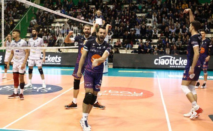 Volley: Siena rifila un bel 3-0 a Cantù