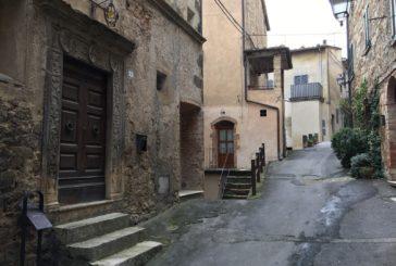 Sarteano, valorizzazione del centro storico: lavori al via