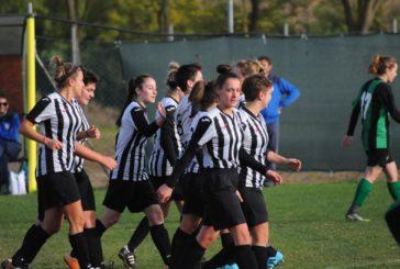 Rocambolesco 3-3 per la Robur Women con l'Aglianese