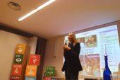 Al Santa Chiara Lab l'incontro con la pallavolista Maurizia Cacciatori