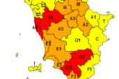 Allerta meteo: resta il codice rosso per alcune zone