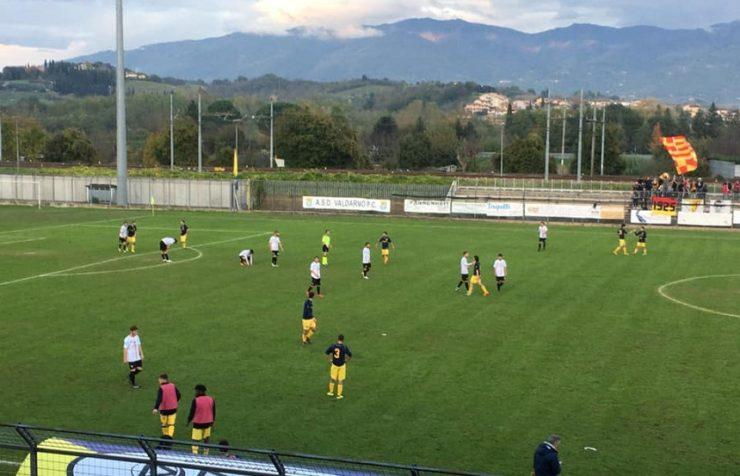 Poggibonsi domina per 70 minuti ma pareggia 3-3 a Figline - Il Cittadino on line