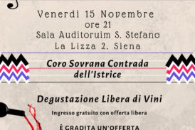 """All'auditoium Santo Stefano ritorna """"Un sorso musicale"""""""