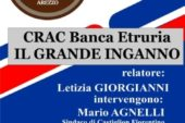 Ad Arezzo un convegno su crac di banca Etruria