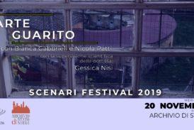 """""""Parte Guarito"""" uno spettacolo di e con Bianca Gabbrielli e Nicola Patti"""