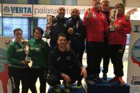 Mens Sana Karate al terzo posto in Toscana