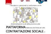 Incontro con i sindacati sulla contrattazione sociale: si parte dalla Valdichiana