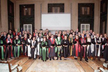 Si inaugura il 779° anno accademico all'UniSi. Ospite il ministro Fioramonti
