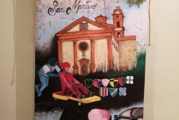 Carriera di San Martino, un inno contro i muri della vergogna