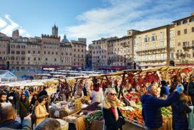 Torna il Mercato nel Campo: due giorni all'insegna della cultura del gusto