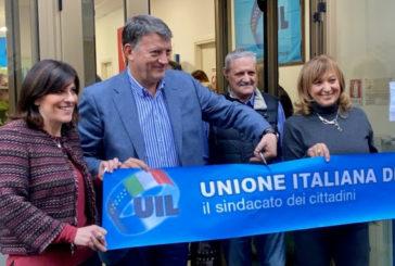 Inaugurata la nuova sede della UIL Toscana a Siena