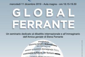 """""""Global Ferrante"""", seminario su Elena Ferrante all'UniStraSi"""