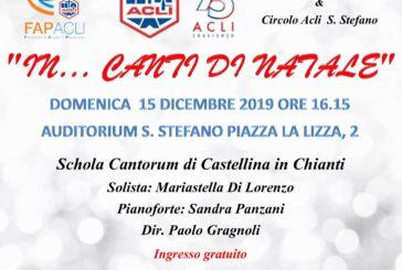 """""""In…canti di Natale"""": concerto di beneficenza delle Acli di Siena"""