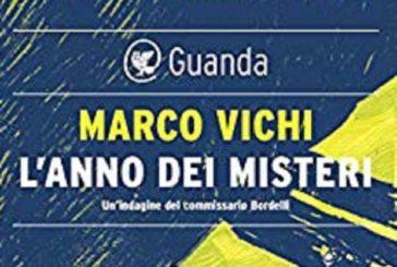"""Agli Intronati """"L'anno dei misteri"""", il libro di Marco Vichi"""