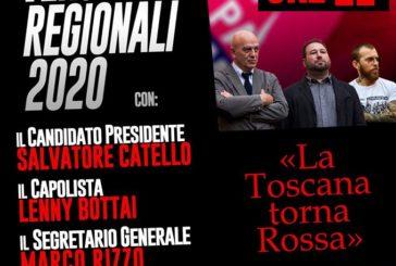 Elezioni regionali: il PC corre da solo