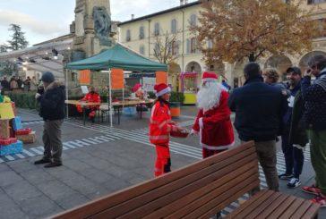 Il Natale di Colle di Val d'Elsa è con la Pubblica Assistenza e La Scossa