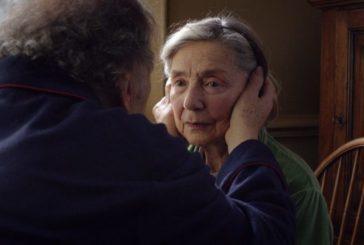 Alla Limonaia il film Amour di Michael Haneke