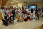 Avo, scuola Tozzi e Contrada Castello portano doni ai piccoli della Pediatria