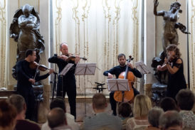 Micat in Vertice, due concerti per il Quartetto Nous