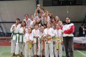 Karate: 14 medaglie per lo Shinan all'8° Trofeo Regionale di Dicomano