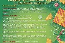 Torna la magia del Natale nelle strade di Monteroni d'Arbia