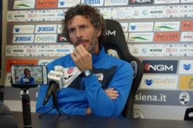 """Dal Canto cambia la Robur: """"Ampio turn over contro la Ternana"""""""