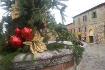 Monteriggioni sotto l'albero: atmosfera natalizia dal 7 dicembre