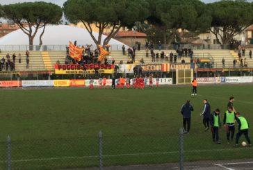 Il Poggibonsi torna a vincere: 1-0 sul Signa allo Stefano Lotti