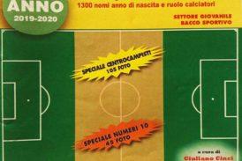 Per il XXIV anno arriva l'Annuario del calcio senese